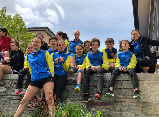 Nationaler Sprint OL und Sprint Staffel in Richterswil