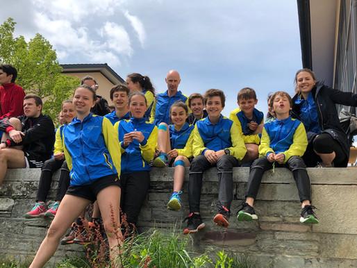 Nationaler Sprint OL und Sprint Staffel in Richterswil