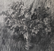 Wildflowers and windfall