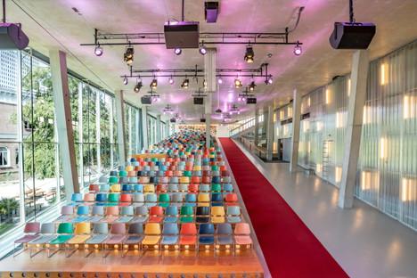 Interieurfotografie - Kunsthal @Rotterdam