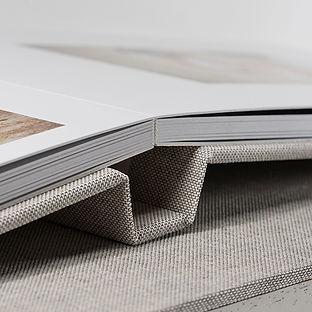 Trouwalbu met Lay-Flat binding