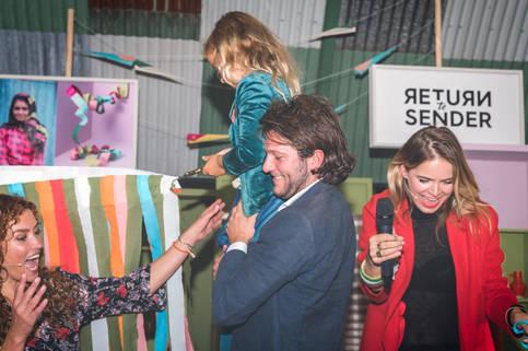 Eventfotografie Return 2 Sender met Freek van Noortwijk @Amsterdam