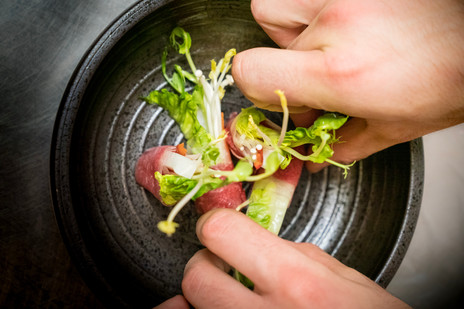 Culinaire- en foodfotografie in de Horeca met Michelinster