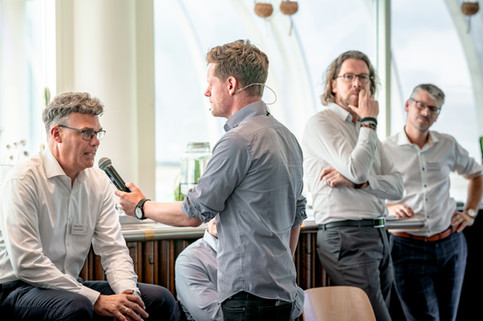 Bedrijfsfotografie Workshop in Bluecity @Rotterdam