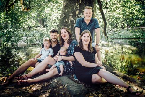 _Portretfotografie - Familieportret @Rotterdam