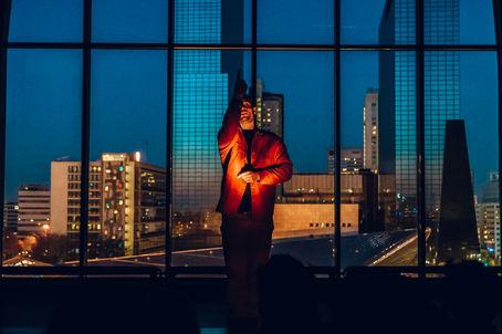 Eventfotografie Stadsdichter in het Groot Handelsgebouw @Rotterdam