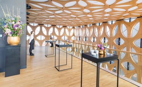 Museum Naturalis interieurfotografie eventreportage in Leiden