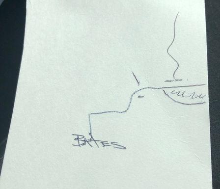 Cooper's map