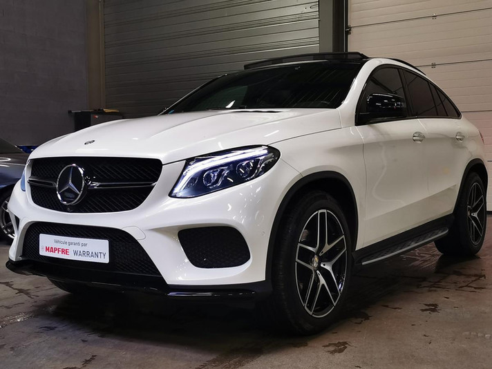 mercedes gle coupé occasion