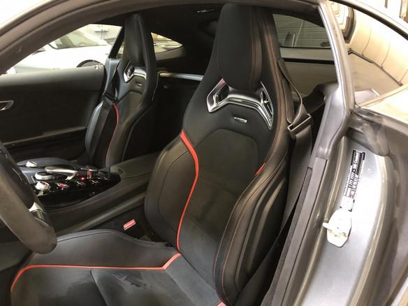 Baquets Mercedes AMG GT