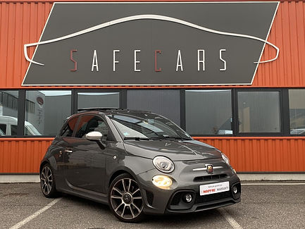 Abarth 595 occasion bordeaux