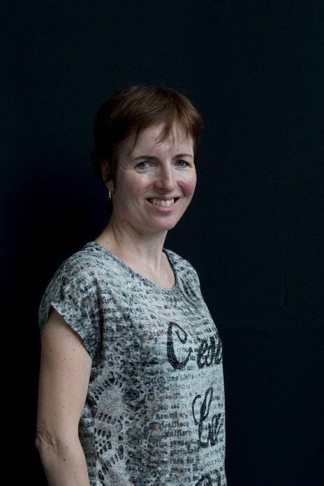 Suzanne Welters, een 'saxy' verbinder