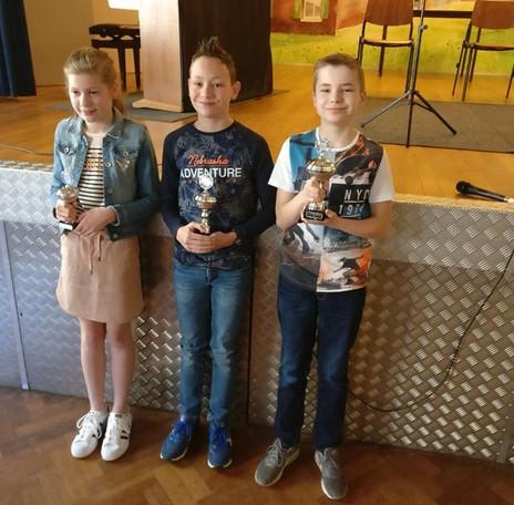 ARTAMUSE hofleverancier van winnaars bij Huub Urlings Solistenconcours