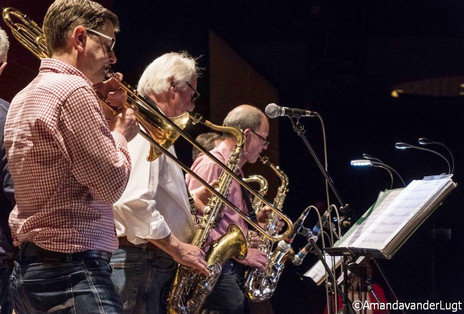 Kickstart seniorenorkest 'oud of the box'