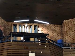 Hoera, het orgel bestaat 40 jaar!