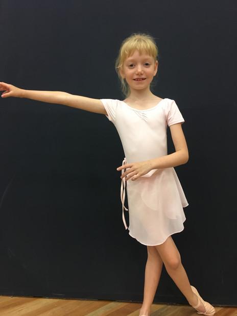 Tips van onze Ballet Basics meiden
