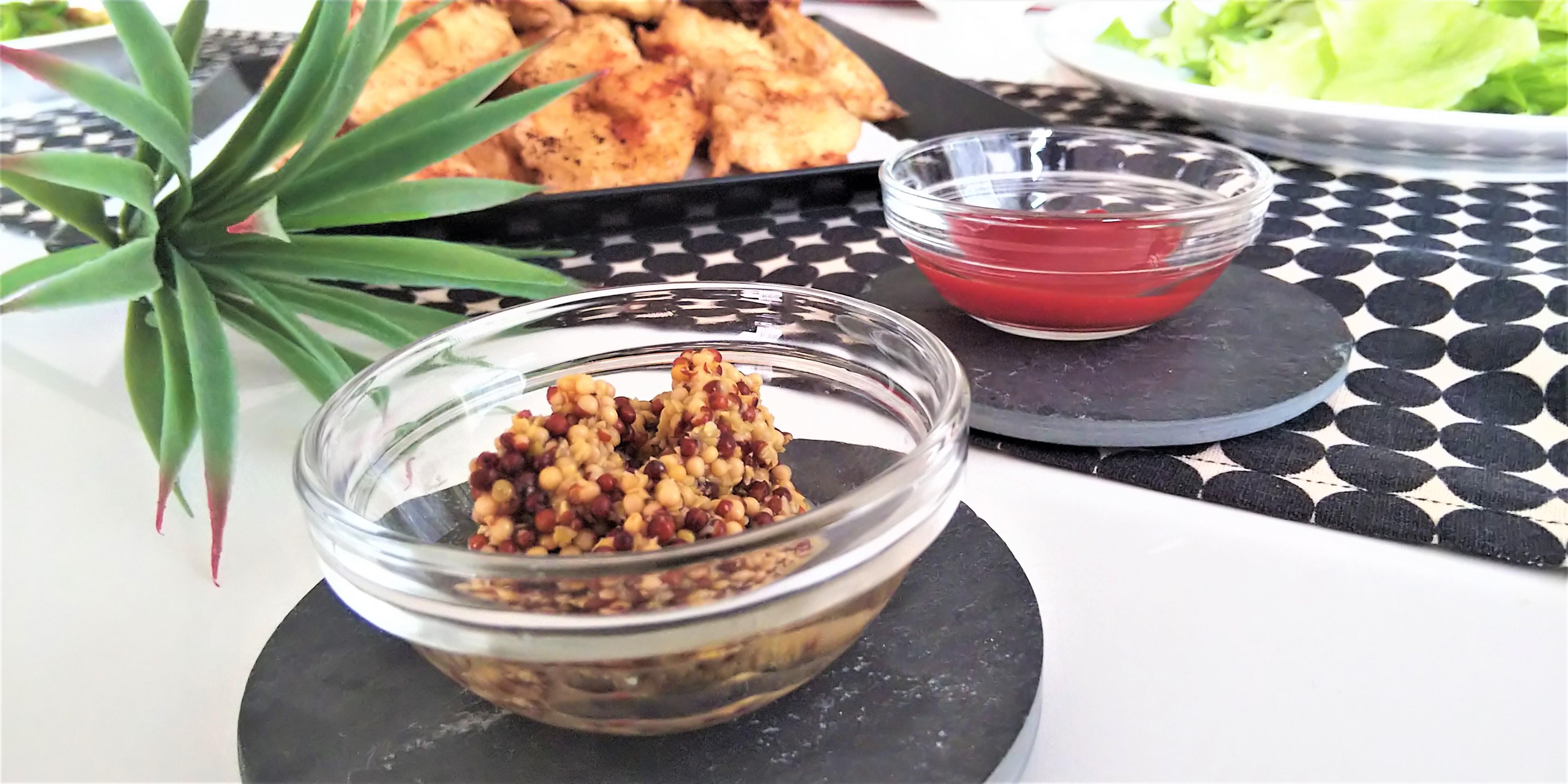9月はイベントLesson開催いたします。自分好みの調味料作り。