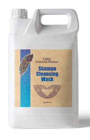 1 GALLON SHAMAN CLEANSING WASH
