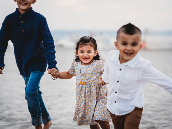 I Want Your Kids to Be Wild During Your Session | San Diego Family Photographer