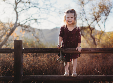 Getting Natural Smiles Out of Kids, Part 2 | San Diego Family Photographer