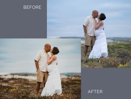 Do You Love Before and Afters? | San Diego Family Photographer