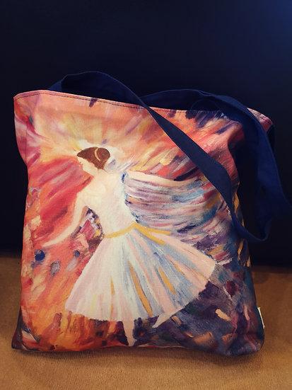 Deluxe Dancer Tote Bag