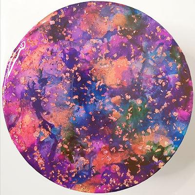 KAWKA Resin & Inks Pop Art