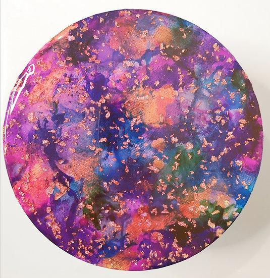 'Kawka' Resin Pop Art