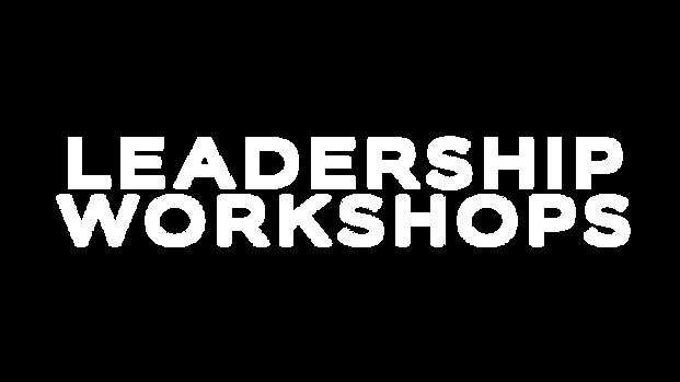 UNIQUE LEADERSHIP WORKSHOPS