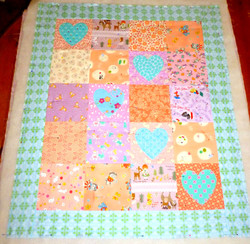 Let begin quilting your Quilt.