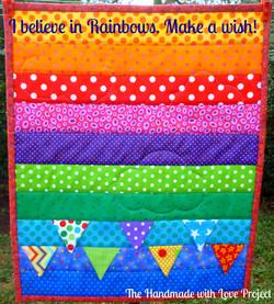 I believe in Rainbows. Make a wish!