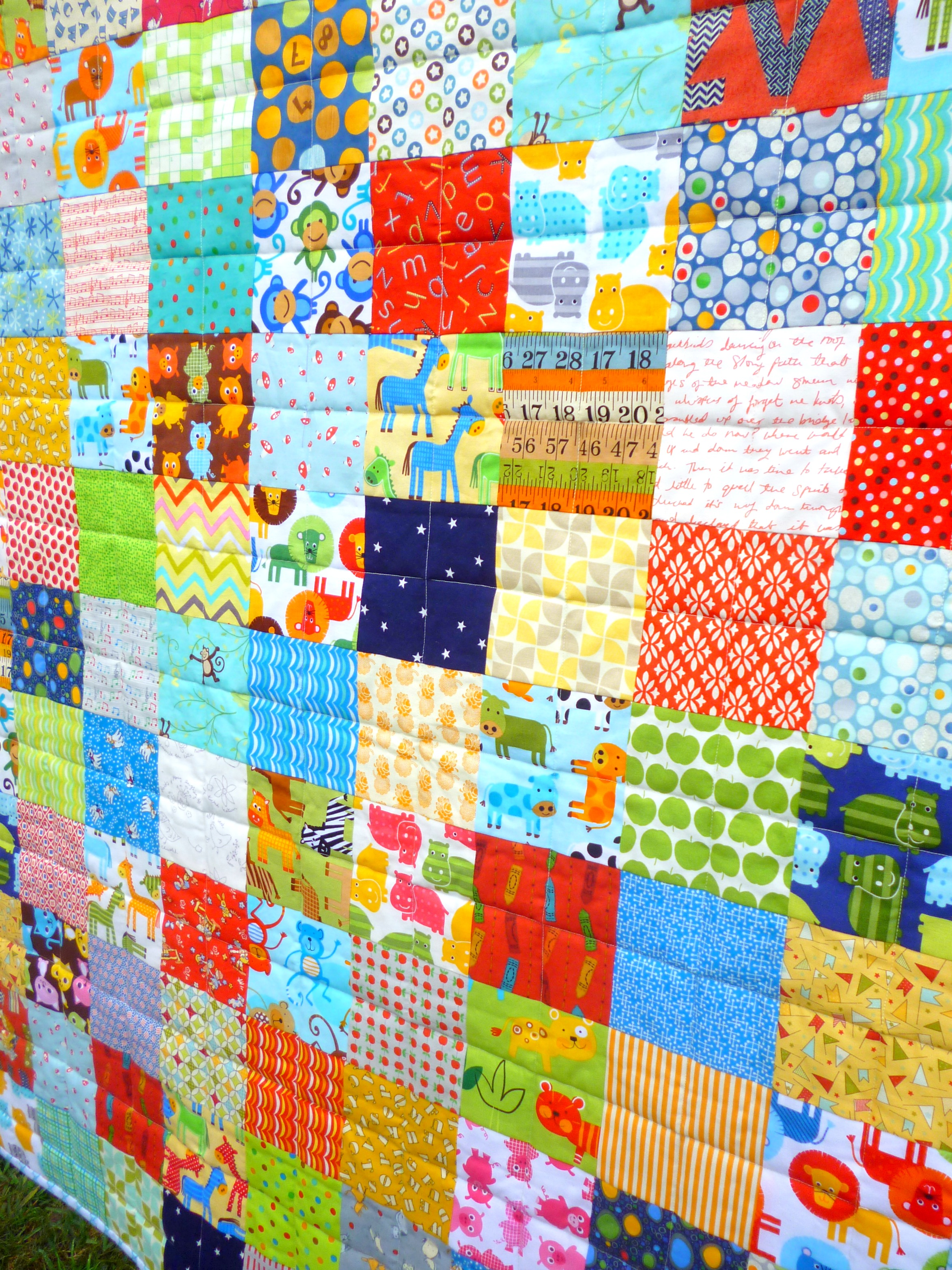 Sew Simple it's just Squares