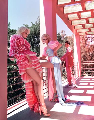 Bel Air Mansions