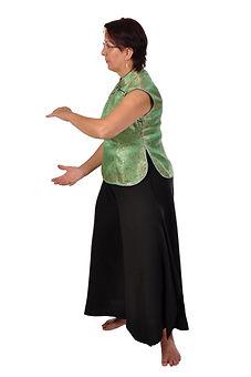 Attitude Qi Gong - postures