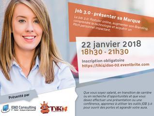 """Workshop - Cursus- """"Les JobBoard 3.0, définition, fonctionnement et impacts sur le marché de l"""