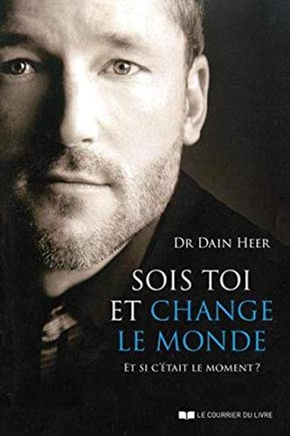 """Livre """"Sois TOI et change le monde"""""""