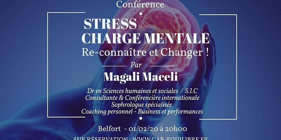 Conférence par Magali Maceli