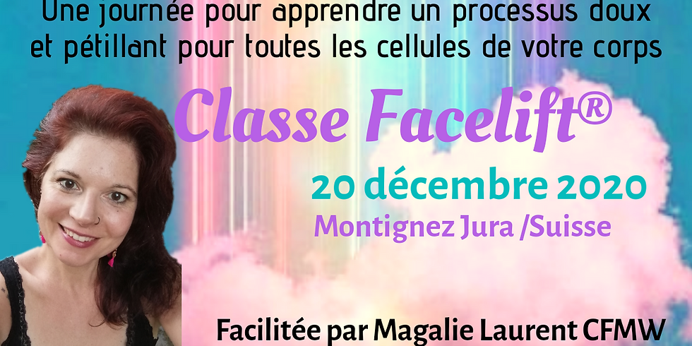 Classe Lifting Facial Énergétique®