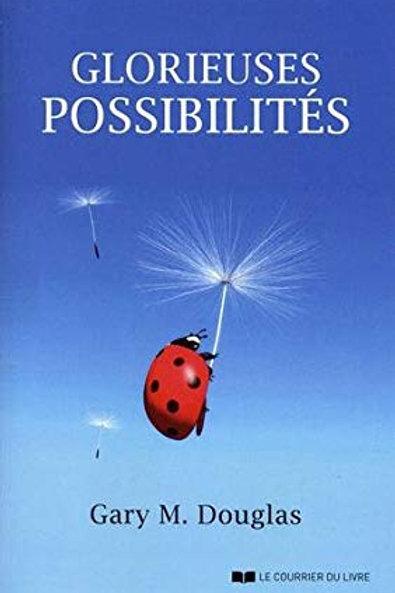 """Livre """"Glorieuses possibilités"""""""