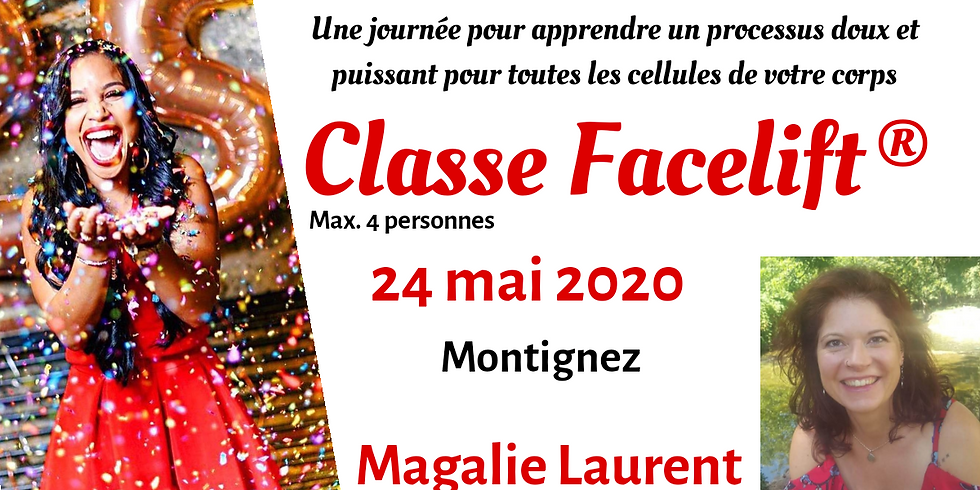 Classe Lifting Facial ~Énergétique