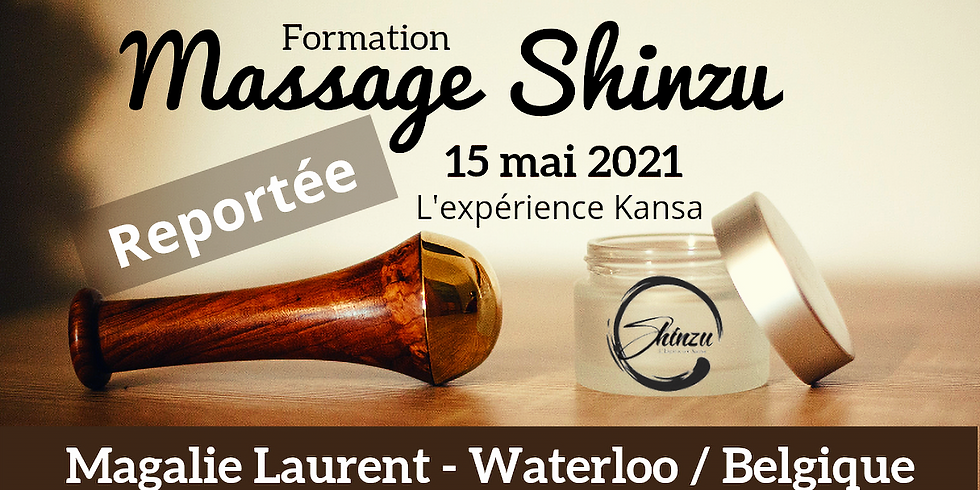 Formation massage Shinzu®