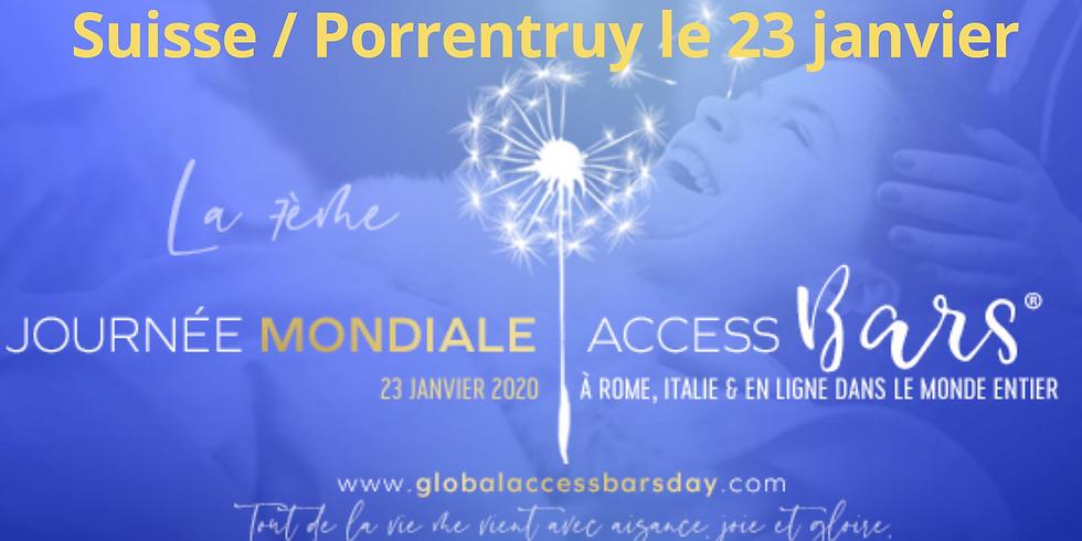 7ème journée Mondiale Access Bars