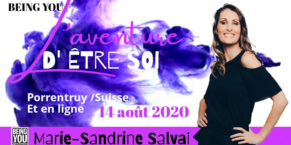 Classe BEING YOU par Marie-Sandrine Salvai