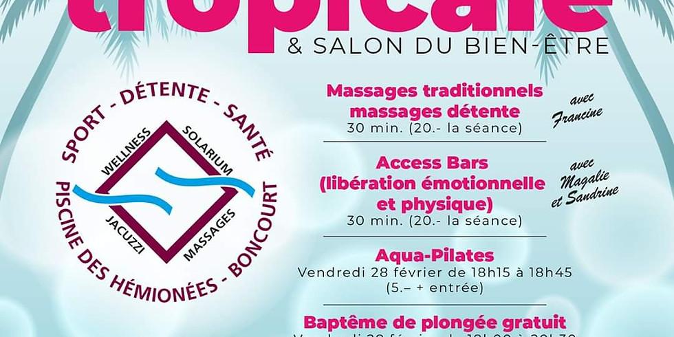 """""""Salon du bien être"""" piscine Boncourt"""
