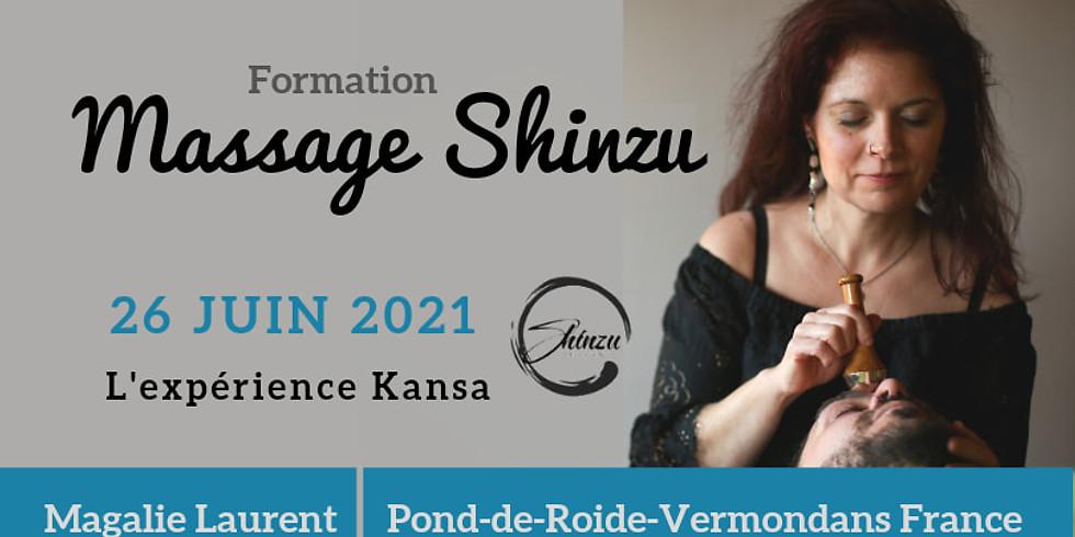Formation massage Shinzu ®