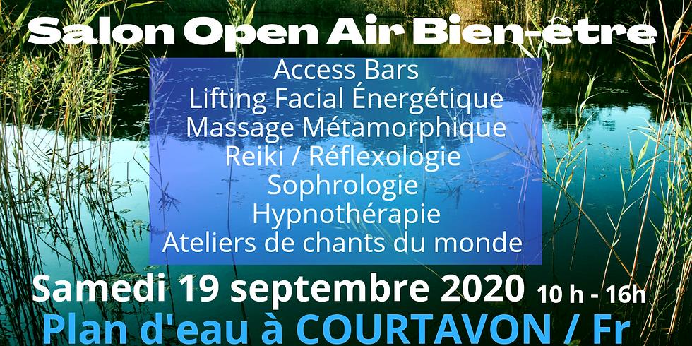 Salon Open Air Bien-Être