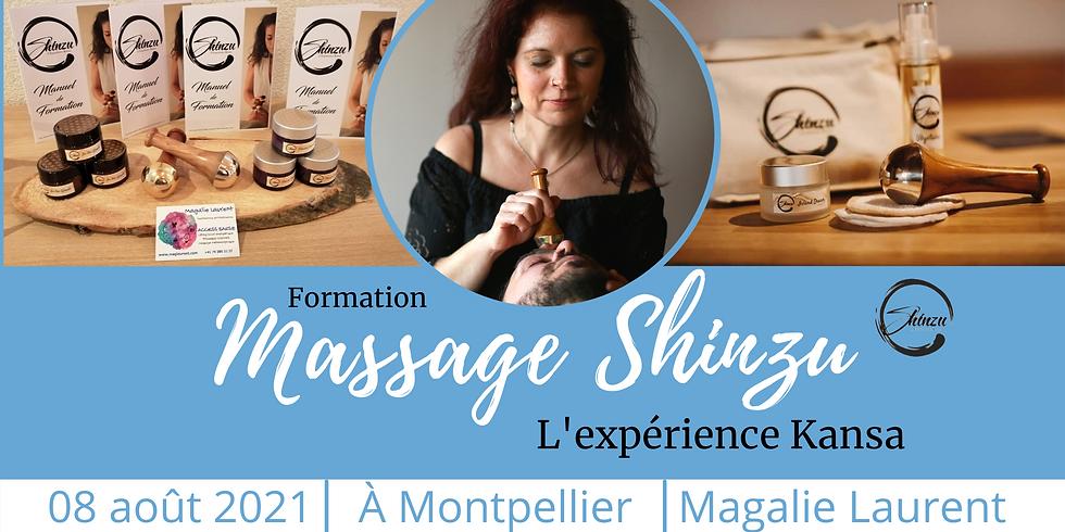 Formation massage Shinzu