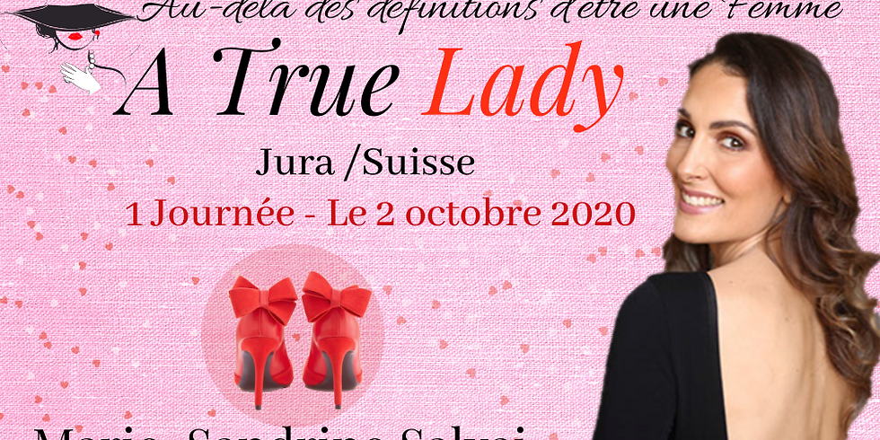 Classe A True Lady par Marie-Sandrine Salvai