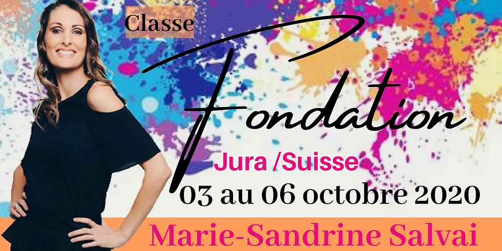Classe Fondation par Marie-Sandrine Salvai