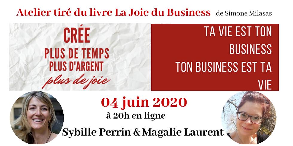 Atelier La Joie du Business